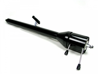 "IDIDIT 32"" Tilt Floor Shift Steering Column Black Powder Coated universal"