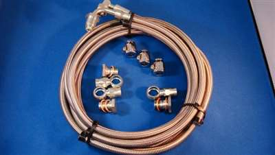 Hydro Boost Hose Kit For Power Steering