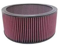 Round Air Cleaner Element Washable