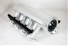 LS3 LS9  Fabricated Aluminum Ram Air EFI Intake Manifold Polished w/rails square port
