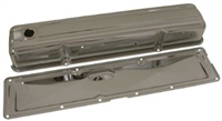1950 1962 CHEVY 235 STRAIGHT 6 CHROME VALVE COVER W/ SIDE PLATE chevrolet 235