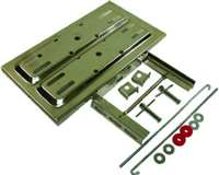 Stainless Steel Battery Tray Kit