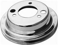 Add on Pulley Single Groove Crankshaft Lower Pulleys big and small blcok