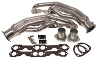 Chevy Truck Header Set chrome steel 1988-1995
