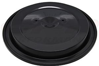 1993-95 CHEVY GMC TRUCK BLACK AIR CLEANER TOP fits original filter housing two