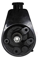 GM Saginaw Power Steering Pump black key way bolt on pulley chevy pontiac old