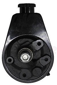 Gm Saginaw Power Steering Pump Black Key Way Bolt On Pulley Chevy Pontiac Old