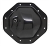 Jeep DODGE RAM 12 BOLT BLACK 9 1/4 REAR END DIFFERENTIAL COVER steel mopar
