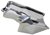 1965-87 FORD SMALL BLOCK 260-289-302 DRAG RACING OIL PAN - CHROME