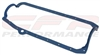 NEOPRENE 1958-79 CHEVY small block 283-400 OIL PAN GASKET THICK FRONT SEAL BLUE