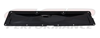 Chevy BLACK Steel Straight 6 Valve Cover Side Plate Chevrolet