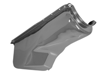1970-82 FORD SMALL BLOCK 351C-351M-400 STOCK CAPACITY OIL PAN - CHROME