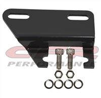 Black Header chevy chevrolet Alternator Bracket short water pump