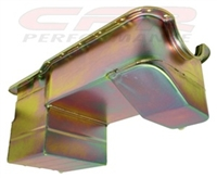 1979-93 FORD SMALL BLOCK 351W WINDSOR DRAG RACING OIL PAN - ZINC