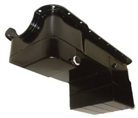 1979-93 FORD SMALL BLOCK 302 5.0 MUSTANG DRAG RACING OIL PAN - BLACK