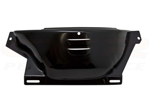 Chevy GM 700R4 Chrome Steel Transmission Flywheel Dust Cover Shield