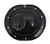 BLACK Differential Cover Chrysler 8.25 ring Steel mopar dodge 10 bolt rear