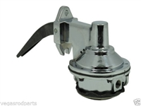 Oldsmobile chrome mechanical fuel pump Oldsmobile 260-350-455