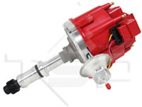 BUICK Big Block 400 430 455 RED Cap HEI DISTRIBUTOR & 65,000 VOLT COIL 1967-69