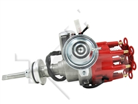 1967-89 MOPAR SMALL 318 340 360 Chrysler HEI Distributor Red dodge ready to run