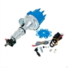 Ford FE Pro Series Ready To Run Distributor 332 352 360 390 406 410 427 428 blue
