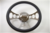 Orbitor  Style-Chrome Aluminum Steering Wheel