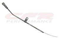 CHRYSLER DODGE MOPAR BIG BLOCK ENGINE OIL DIPSTICK CHROME W/ BILLET ALUMINUM H