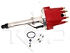 Pro Series Pro Billet Distributor small and big block Chevy RED CAP