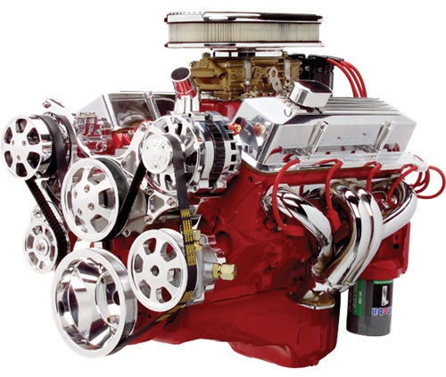 Bsp on Chevy 350 Water Pump Rotation