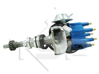 HEI DISTRIBUTOR Ford 351C 429 460 Cleveland V8 BLUE Cap small HEI ready to run