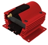 12 VOLT EXTERNAL IGNITION COIL E-CORE STYLE Red universal Hei
