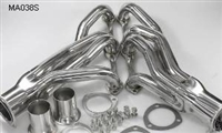 Small Block Chevy 64-88 Camaro chevelle monte stainless steel Shorty Header