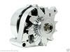 chrome ford alternator one wire, 1 wire ford alternator,