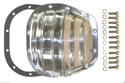 Ford Differential diff Cover polished aluminum 4x4 4x2 rear end sterling 12 bolt