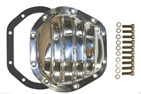 Aluminum polised Dana 44 Differential Cover Suburban Blazer jeep diff 4x4 front