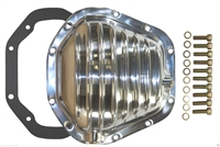 Ford Dodge Differential diff Cover polished aluminum Dana 60 4x4 4x2 rear axle