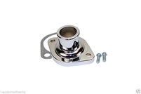 Chrome Water Neck Dodge 383 400 Straight up Chrome Plated mopar chrysler thermo