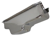 1956-87 CHRYSLER MOPAR SMALL BLOCK 273 318 340 OIL PAN CHROME steel dodge