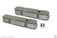 CHRYSLER DODGE MOPAR BIG BLOCK 383 426 440 polish valve cover aluminum SMOOTH TOP