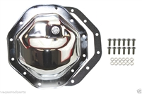 Ford Dodge Differential diff Cover Steel Chrome Dana 60 4x4 4x2 rear front kit
