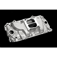 454 Low Rise Intake Manifold Big Block Chevy cyclone Oval Port Aluminum Intake