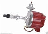 PONTIAC 65K Coil HEI Electronic Distributor RED Cap dist