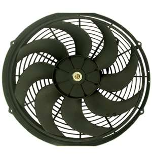 Universal Radiator Cooling Fans 14 Inch S With Curved Blades