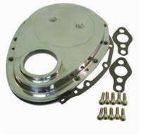Aluminum Timing Chain Cover SMALL BLOCK CHEVY