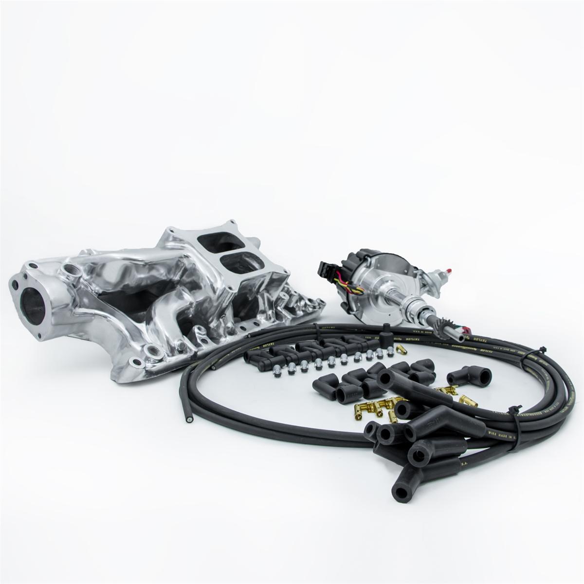 Ford 302 Carb Wiring Harness Electrical Diagrams Mustang 5 0 Liter Cid Conversion Kit Efi To Intake Fog Light