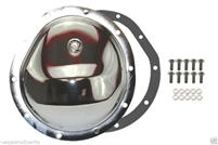 Chrome steel Differential front Cover for GM 10 Bolt Truck 4x4 chevy gmc gm 8.5