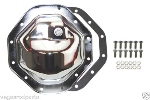 Jeep DODGE RAM 12 BOLT CHROME 9 1/4 REAR END DIFFERENTIAL ...