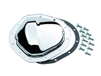 Chrome Differential Cover GM 8.875 in. Truck 12-Bolt Steel chrome steel