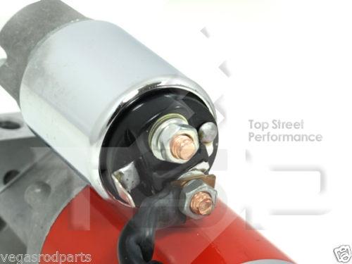 mini starter, hi tourque, chevy hi out put ,gear reduction ls3 starter wiring chevy mini starter wiring #4